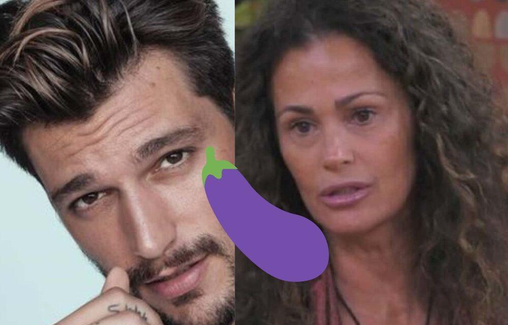 """GF Vip, Samantha De Grenet parla di """"dimensioni"""" con Andrea Zelletta e Zorzi: rivelazioni"""