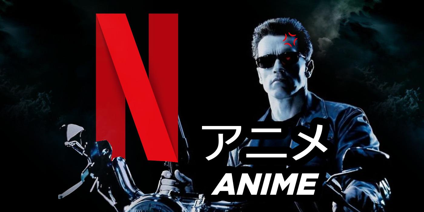 anime terminator