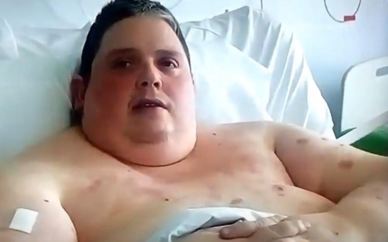 l'uomo da 450 chili