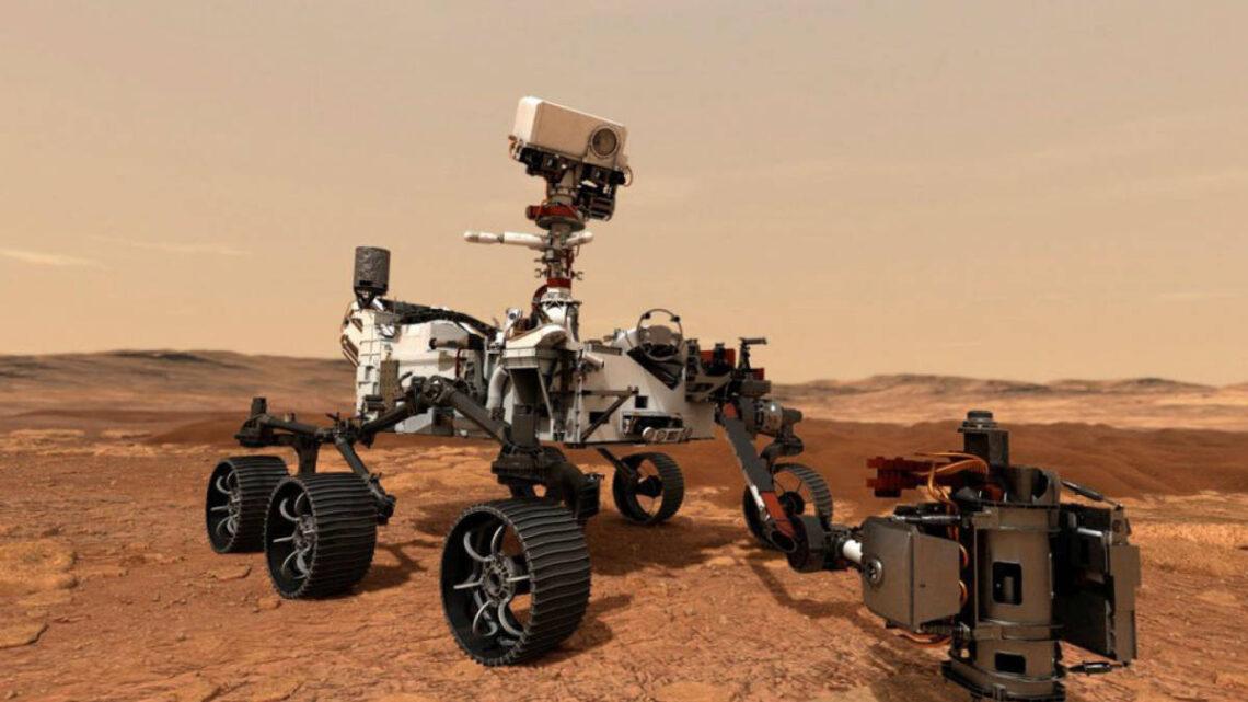 NASA, il rover Perseverance è atterrato con successo su Marte