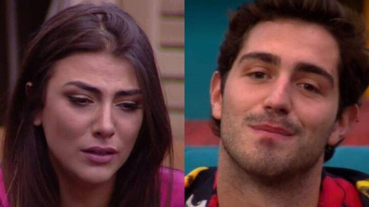 """GF Vip, Zorzi su Giulia Salemi: """"E' tipo Amy Winehouse, la portiamo a San Patrignano"""", è polemica"""