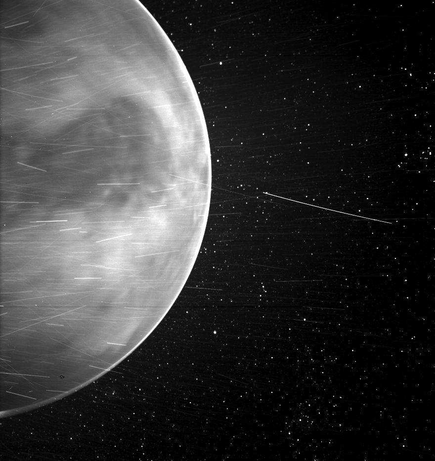 venere sonda solare