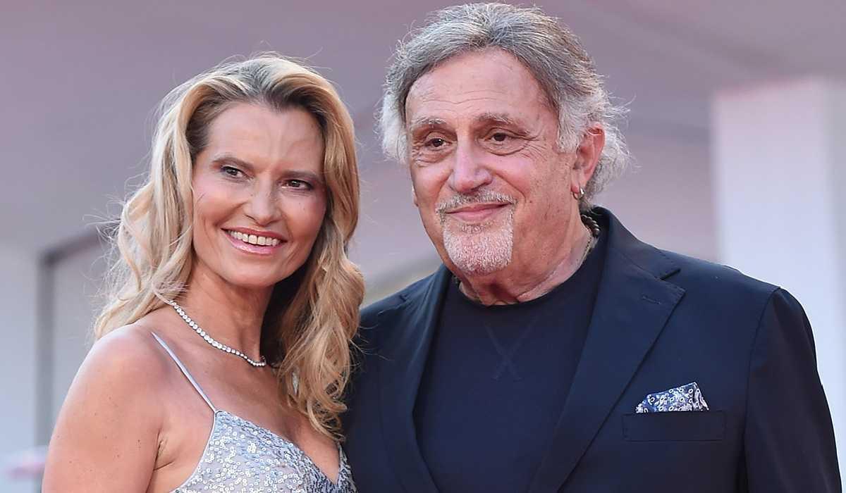 Andrea Roncato e Nicole Moscariello