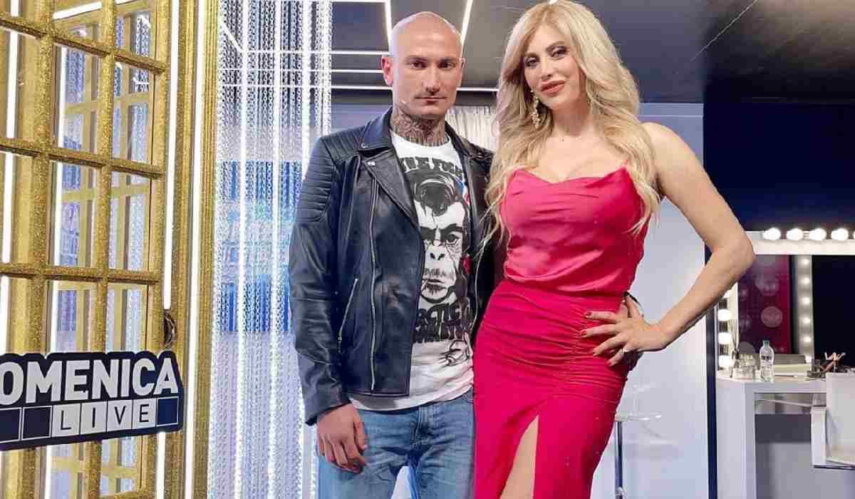Dario Socci e Paola Caruso