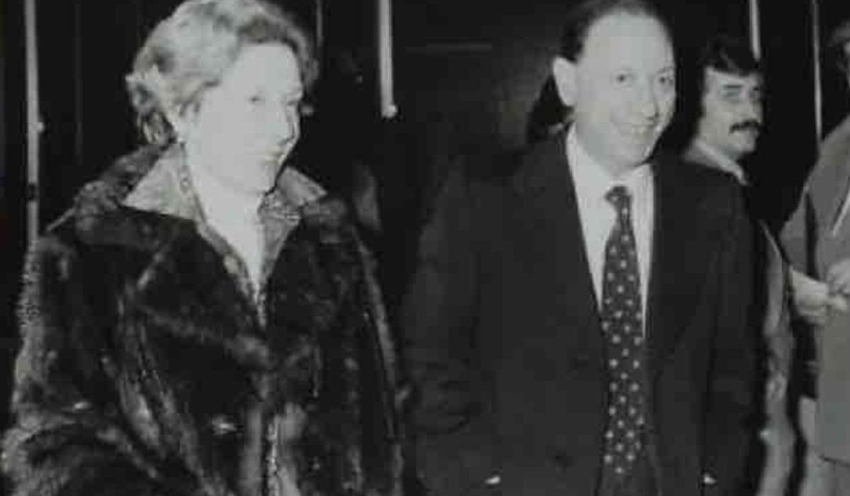 Italia Levidi e Renato Carosone