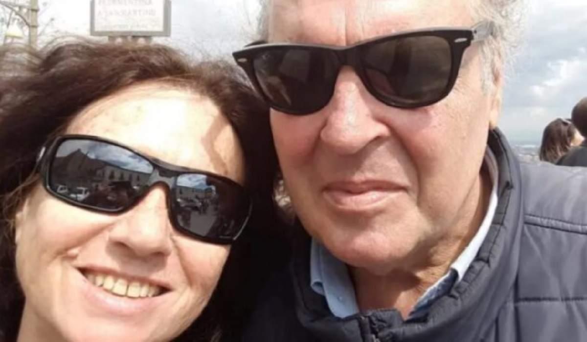 Luciano Teodori e Gigliola Cinquetti