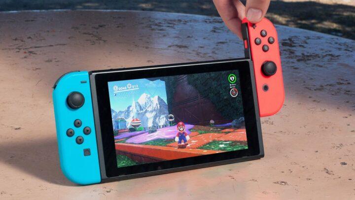 Nintendo, un nuovo schermo OLED in arrivo per la Switch?