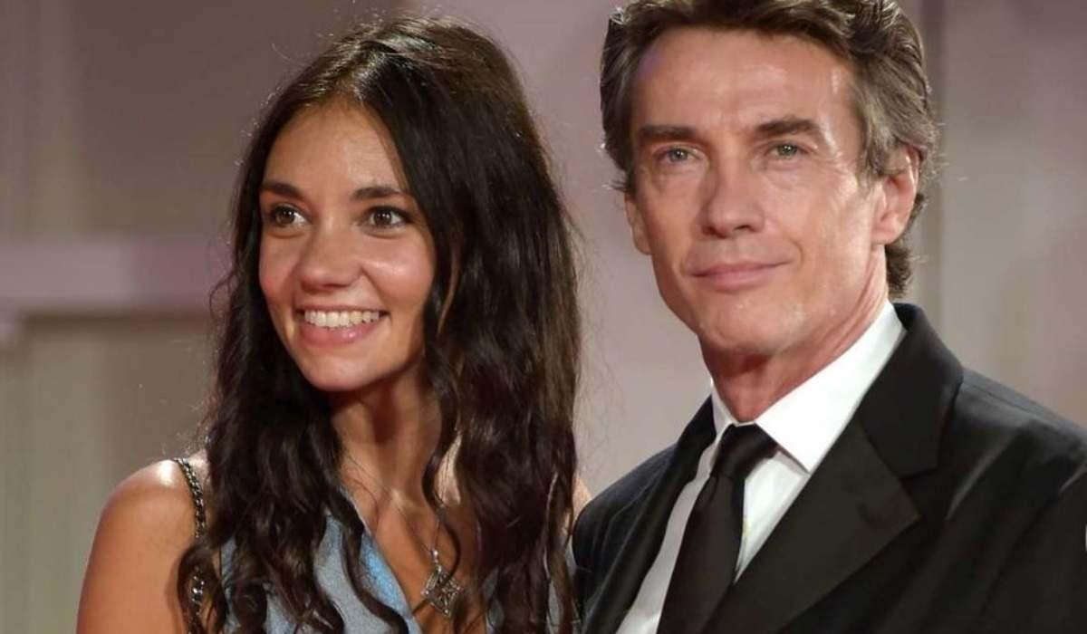Nina Verdelli e Alessio Boni