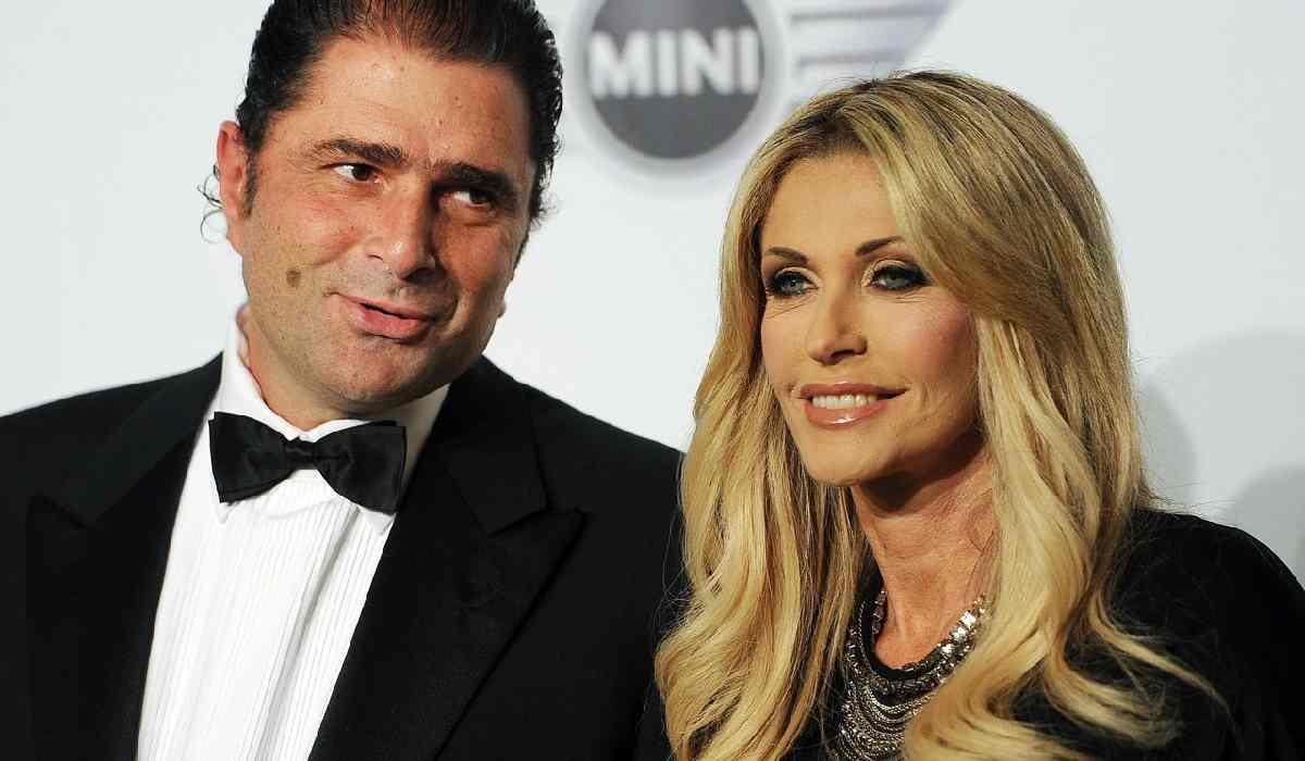 Marco De Benedetti e Paola Ferrari