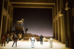 Tancredi, di Gioachino Rossini, in onda su RAI 5
