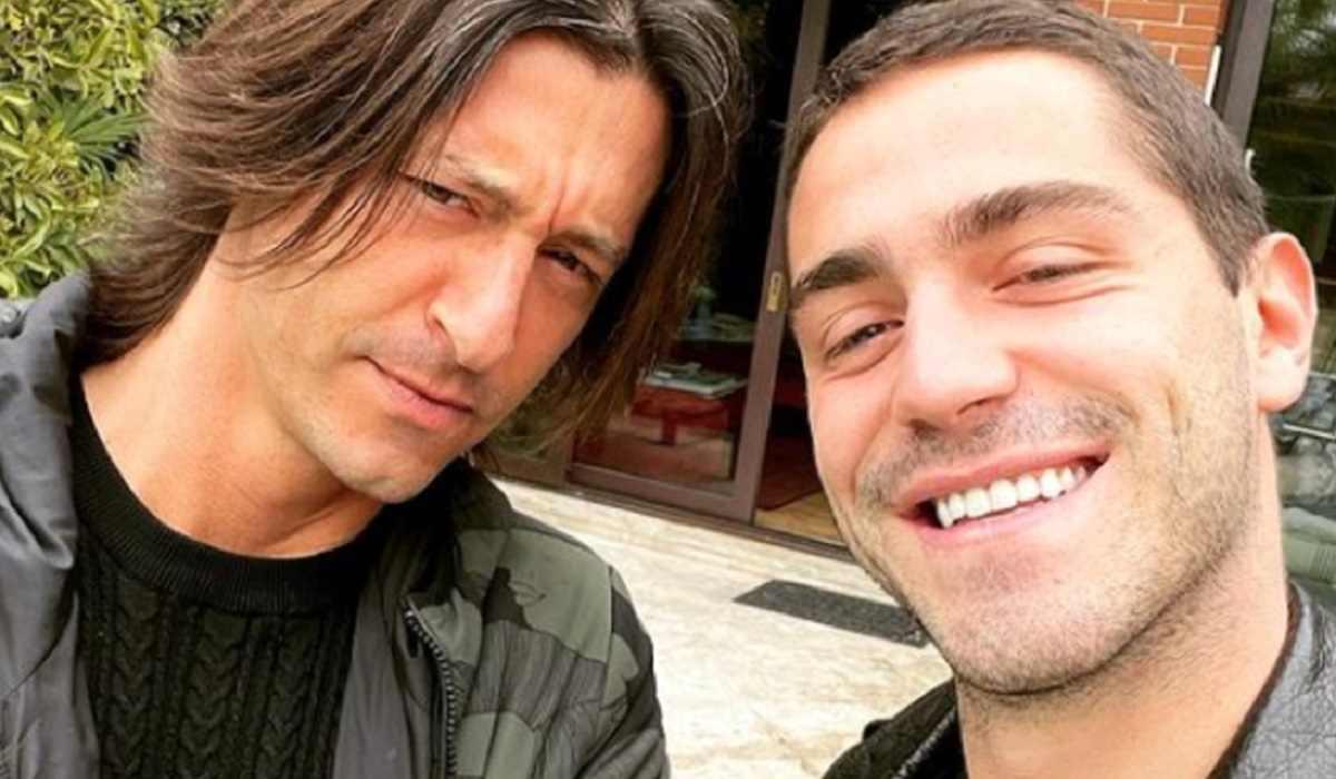 Francesco Oppini e Tommaso Zorzi