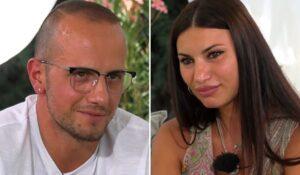 Manuela e Stefano felici dopo Temptation: cosa è successo dopo il falò