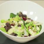 Cotto e Mangiato ricetta del 21 settembre 2021: insalata all'uva