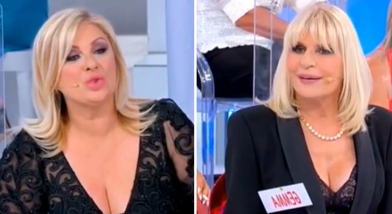 Tina Cipollari contro Gemma Galgani