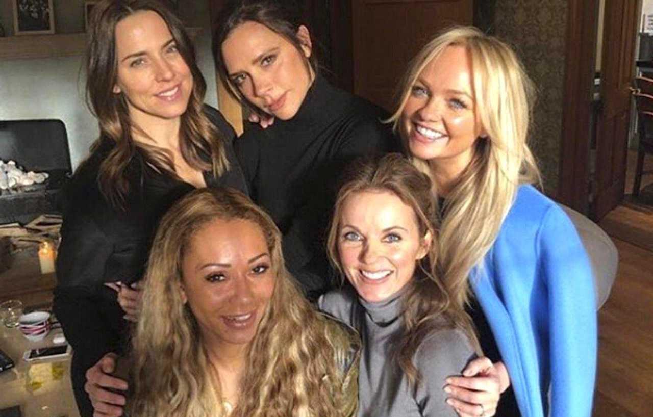 spice girls reunion tour mel b victoria