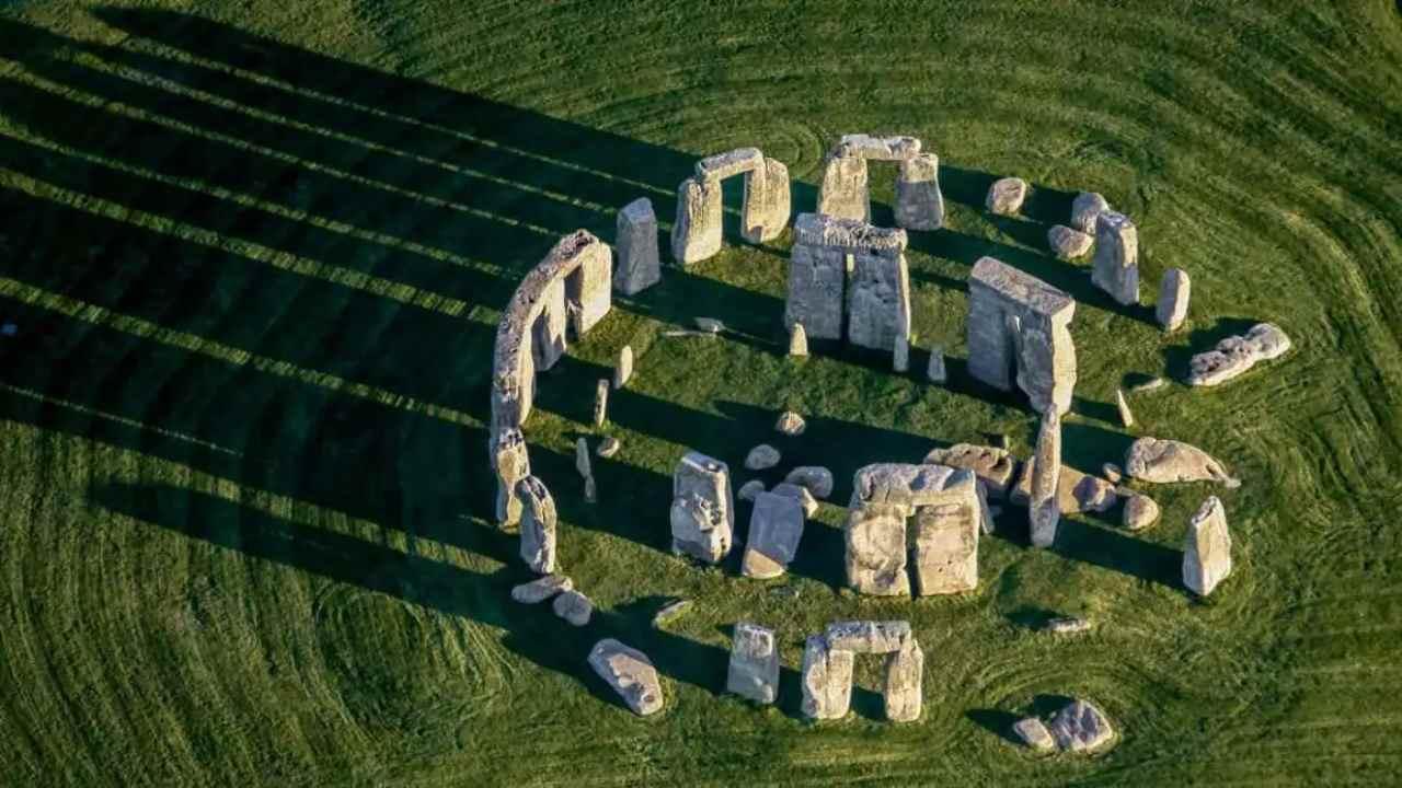 stonehenge pietre sito
