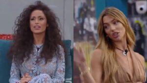 """GF Vip, Raffaella Fico eliminata e Solei Sorge soddisfatta: """"Prendi la tua cattiveria e vai"""""""