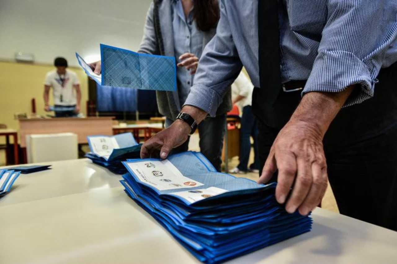 amministrative in tv spoglio elezioni