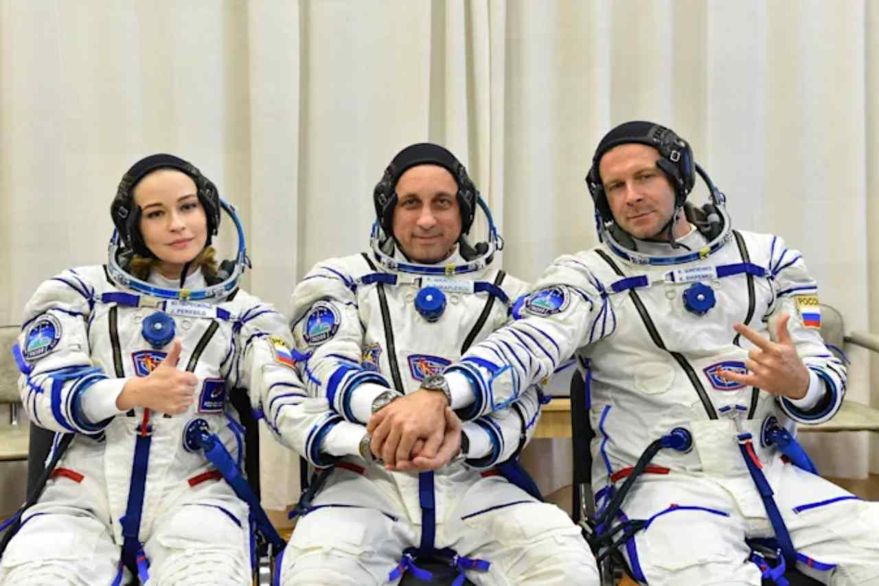 the challenge iss